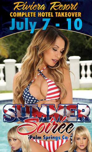 Summer Soiree - Plush Parties Riviera Palm Springs